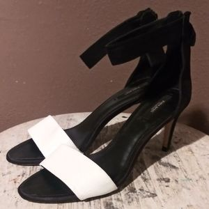 ZARA-Leather Heel